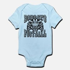 Bobcats Football Body Suit