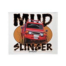 Mud Slinger Offroad Throw Blanket