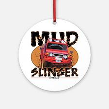 Mud Slinger Offroad Ornament (Round)