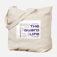Guard Life Tote Bag