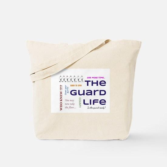 Guard Life Tote Bag