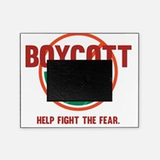 Help Fight the Fear Picture Frame