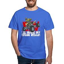 ATV My Own Road T-Shirt