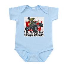 ATV My Own Road Infant Bodysuit