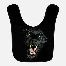 Black Panther Face Bib