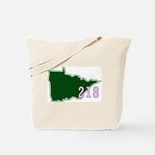 Minnesota 218 Tote Bag