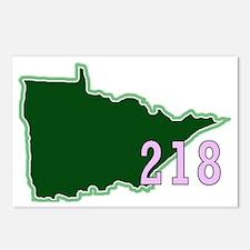 Minnesota 218 Postcards (Package of 8)