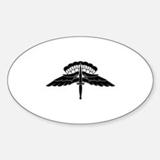 HALO Jump Wings Decal