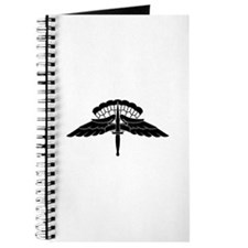 Halo Jump Wings Journal