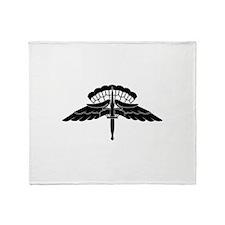 HALO Jump Wings Throw Blanket
