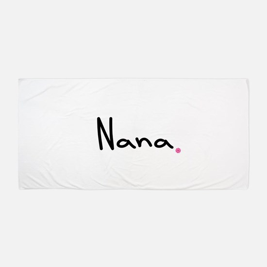 Nana Boutique Beach Towel