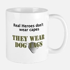 Real Heroes Mugs