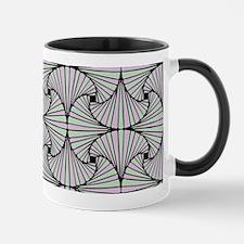 Fan Dance Mug