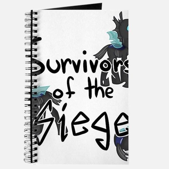 Survivors of the Siege (logo) Journal