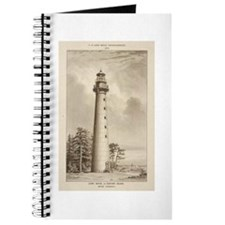 Hunting Island Light. Journal