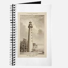 Hunting Island Light. Journal