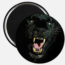 Black Panther Face Magnets
