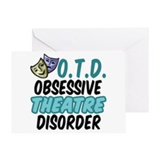 Funny Theatre Greeting Card
