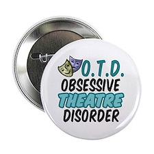 """Funny Theatre 2.25"""" Button"""
