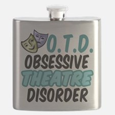 Funny Theatre Flask