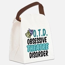 Funny Theatre Canvas Lunch Bag