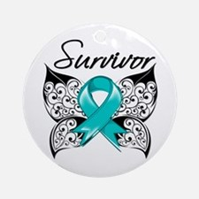 Survivor Interstitial Cystitis? Ornament (Round)