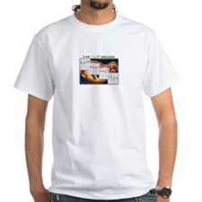 3-Note I Vi Ii V7 Chords Tee T-Shirt