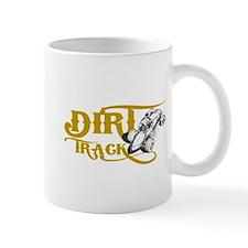 Dirt Track Sprint Car Mug