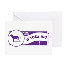 Make Mine Tosa Greeting Cards (Pk of 10)