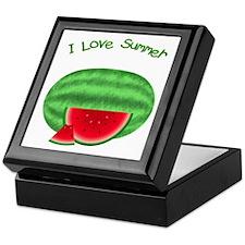 Watermelon Summer Keepsake Box