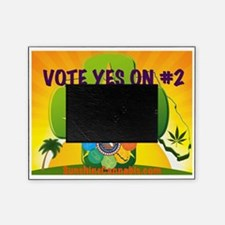 Vote Yes on Amendment #2 Florida Picture Frame