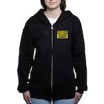 Politically Incorrect Women's Zip Hoodie