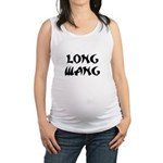 Long Wang Maternity Tank Top