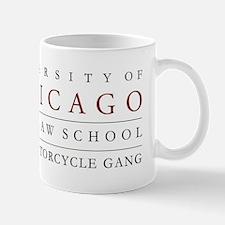 CHICAGO LAW BIKER GANG Mug