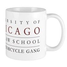 CHICAGO LAW BIKER GANG Small Mug