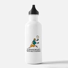 If Lacrosse Was Easy Sports Water Bottle