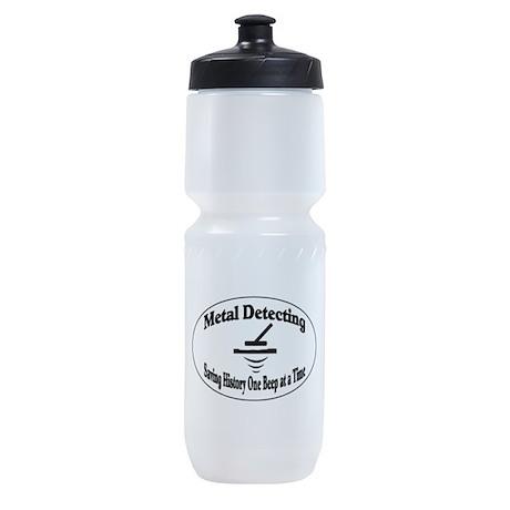 Metal Detecting Sports Bottle
