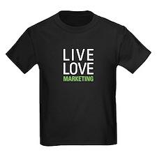 Live Love Marketing T