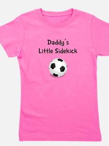 FBC Daddy Sidekick Black.png Girl's Tee