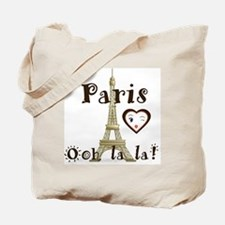 Paris Ooh la la Tote Bag