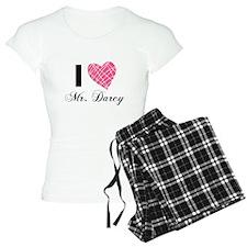 I Love Mr. Darcy Pajamas