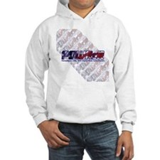 POWRcR with Background Hoodie