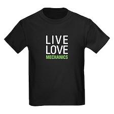 Mechanics Live Love T