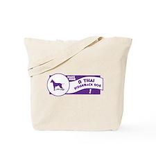 Make Mine Ridgeback Tote Bag