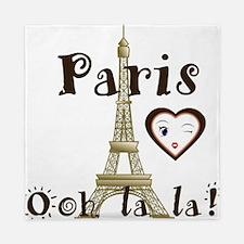 Paris Ooh la la Queen Duvet
