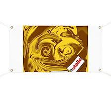 Nutella chocolate love Banner