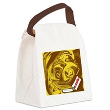 Nutella chocolate love Canvas Lunch Bag
