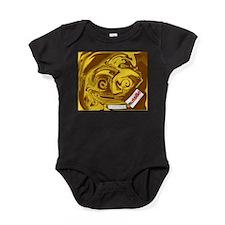 Nutella chocolate love Baby Bodysuit