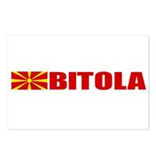 Bitola, Macedonia Postcards (Package of 8)