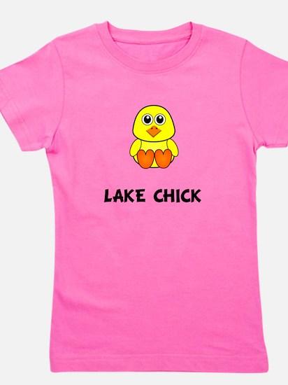 Lake Chick Girl's Tee
